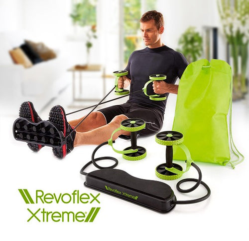 REVOFLEX Xtreme Advanced Abdominal Core Muscle Workout Training Equipment - TUZZUT Qatar Online Store