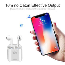 Load image into Gallery viewer, Gtab Earphones & Headsets G-tab TW3 Wireless Stereo V5.0 Bluetooth Headset with Charging Case + Free Silicon Case - TUZZUT Qatar Online Store