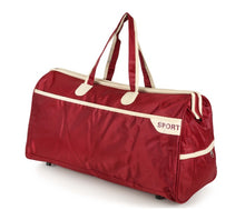 Load image into Gallery viewer, Set Of 2Pcs Travel Bags - Red - TUZZUT Qatar Online Store