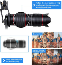 Load image into Gallery viewer, 22x 4K HD Telephoto Lens For Mobile Phones (HX-S2208) - TUZZUT Qatar Online Store
