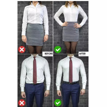 Load image into Gallery viewer, ShirtStays Adjustable Tuck It Belt Shirt Holder for Men and Women (2 Pcs) - TUZZUT Qatar Online Store