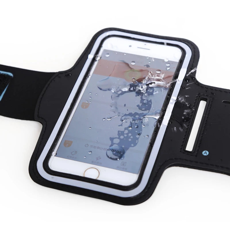 Universal Running Arm Bag Phone Holder- Sports Armband Pouch - TUZZUT Qatar Online Store