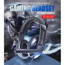 Load image into Gallery viewer, OVLENG OV-P5 Gaming Headset for PS4 Mobile Laptop with 3.5mm Jack - TUZZUT Qatar Online Store