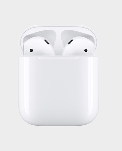 Apple Airpods 2 with Charging Case - TUZZUT Qatar Online Store
