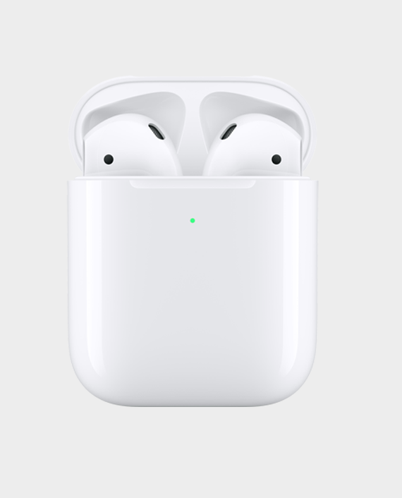 Apple Airpods 2 with Wireless Charging Case - TUZZUT Qatar Online Store
