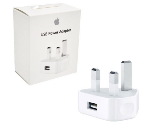 Apple 5W USB Power Adapter - TUZZUT Qatar Online Store