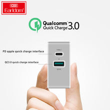Load image into Gallery viewer, Earldom ES-KC19 charger portable charger android charger usb - TUZZUT Qatar Online Store