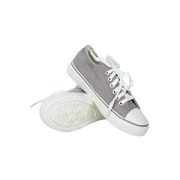 Conasers canvas shoes for women -Grey