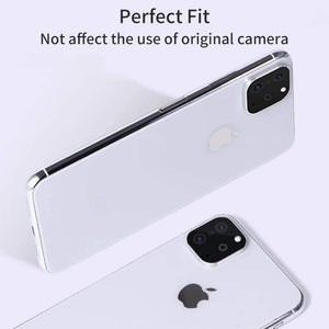 Fake Camera Sticker for IPhone X - Change to iPhone 11 - TUZZUT Qatar Online Store