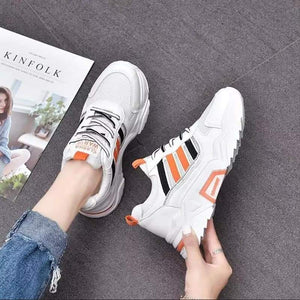 Super Quality Women's Fashion Breathable Mesh Shoes - Women Sneakers  - Model# 503 - TUZZUT Qatar Online Store