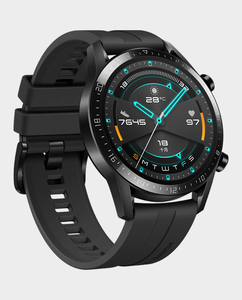 Huawei Watch GT 2 46mm Matte Black - TUZZUT Qatar Online Store