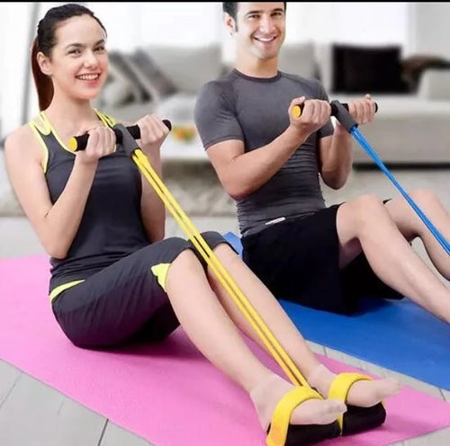 TUMMY TRIMMER (FOAM & RUBBER) AB EXERCISER - TUZZUT Qatar Online Store