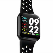Load image into Gallery viewer, F9 Sports Smart Watch Full Touchscreen Bluetooth Music Control Heart Rate Monitor Sleep Tracker Support IOS Android - TUZZUT Qatar Online Store