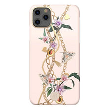 Load image into Gallery viewer, KINGXBAR Swarovski Crystal Hard PC Case Cover for Apple iPhone 11 Pro