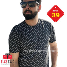 Load image into Gallery viewer, Stylish T-Shirt for Men - T201 - TUZZUT Qatar Online Store