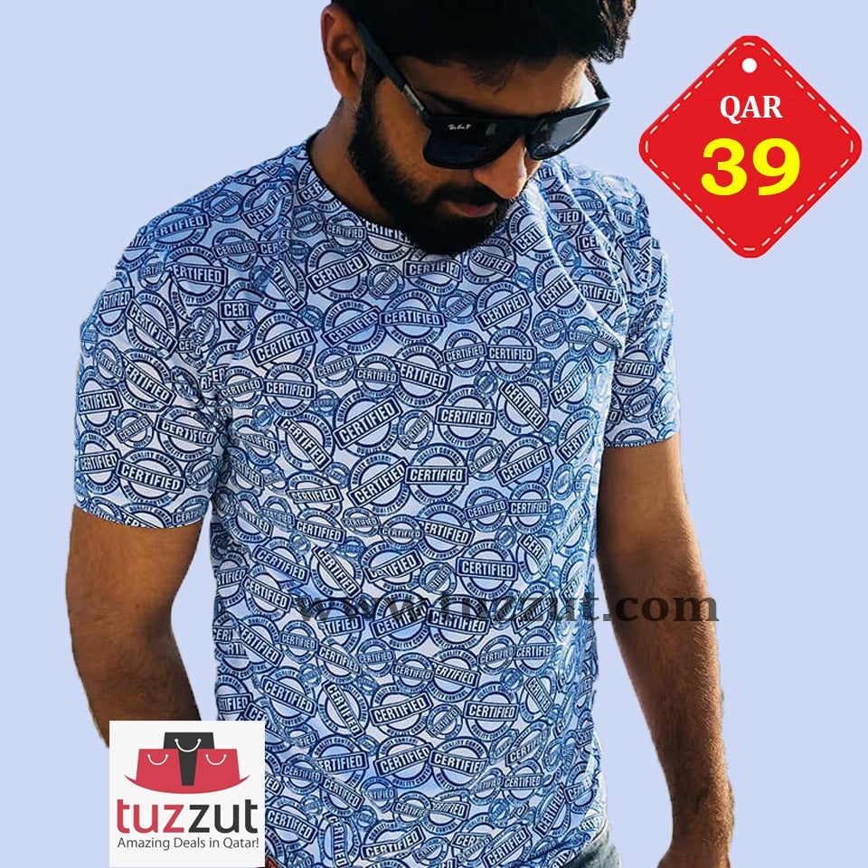 Stylish T-Shirt for Men - T202