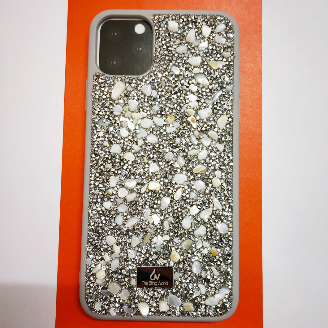 Bling Fashion Luxury  iPhone 11 Pro Back Case - C13 - TUZZUT Qatar Online Store