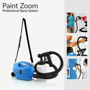 Paint Zoom Spray Gun Ultimate Portable Painting Machine Home Tool Airless Sprayer - TUZZUT Qatar Online Store