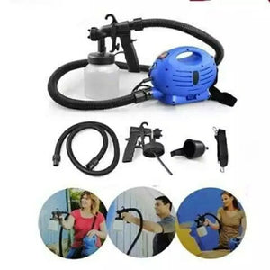 Paint Zoom Spray Gun Ultimate Portable Painting Machine Home Tool Airless Sprayer