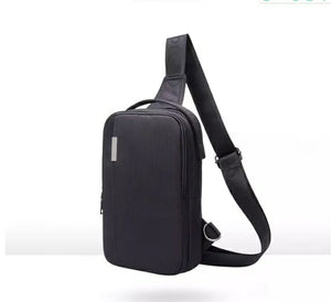 Men's Outdoor Casual Crossbody Canvas Messenger Anti- theft Bag Model#0258 - TUZZUT Qatar Online Store