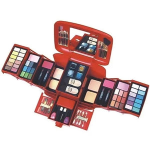KMES High Quality Colorful Cosmetic Makeup Kit Sets - C-877 - TUZZUT Qatar Online Store