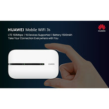 Load image into Gallery viewer, HUAWEI Mobile WiFi 3s - TUZZUT Qatar Online Store