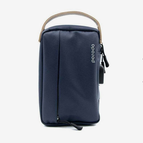 Porodo Convenient Leather Storage Bag 8.2