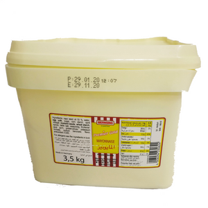 WERNSING Premier Gold Mayonnaise 3.5 Kg - Made In Germany - TUZZUT Qatar Online Store