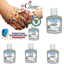 Load image into Gallery viewer, Dr. Clinic Antibacterial Hand Sanitizer Cleaning Gel - 100ml - (Set of 5) - TUZZUT Qatar Online Store