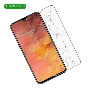 2 Pcs Tempered Glass For Samsung A20 A20s A50 A51 M30s A30s M10 Protective HD Glass Screen Protector Safety on Galaxy Phones - TUZZUT Qatar Online Store
