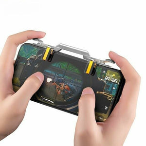 HOCK Shooting Game Controller For Mobile Phone - TUZZUT Qatar Online Store