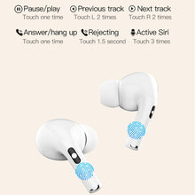 Load image into Gallery viewer, AirPro Wireless Stereo Touch Sensor TWS Wireless Bluetooth Headset Earbuds - TUZZUT Qatar Online Store
