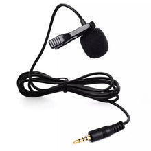 Load image into Gallery viewer, BOYA BY-LM10 Lavalier Clip-on Omnidirectional Condenser Microphone - TUZZUT Qatar Online Store