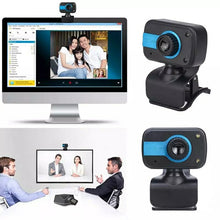 Load image into Gallery viewer, Webcam PC Camera with Microphone and Night Vision Fill Light - TUZZUT Qatar Online Store