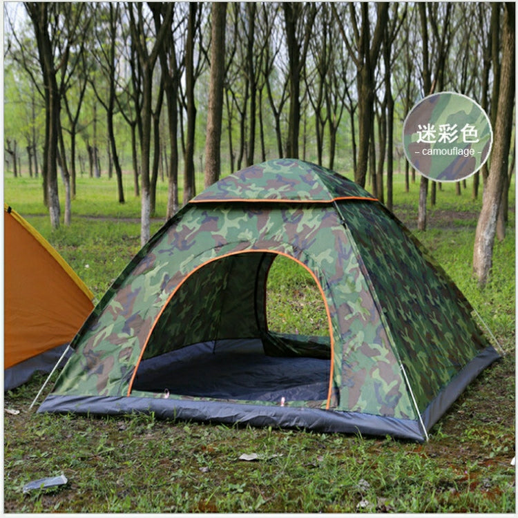 Automatic Foldable Camping Tent - TUZZUT Qatar Online Store