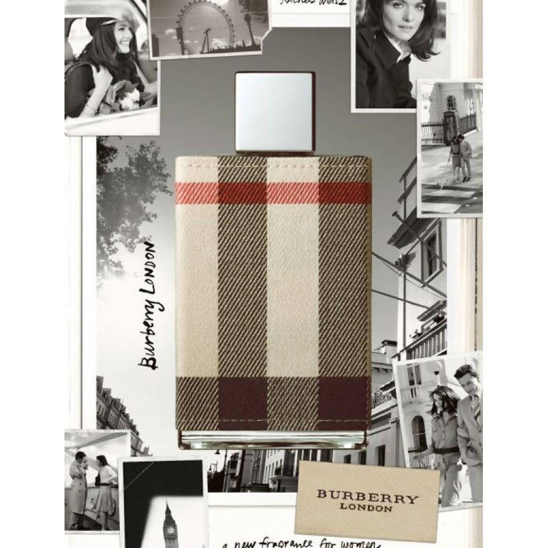 London Burberry for women 100ml - TUZZUT Qatar Online Store