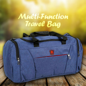 Oxford Multi-Function Travel Duffle Bag 8126-60 - GH-185 - TUZZUT Qatar Online Store