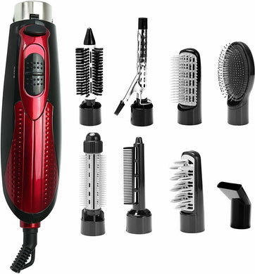 Olsenmark OMH4029 8 in 1 Multifunction Hair Styler