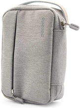 "Load image into Gallery viewer, Porodo 8.2"" Convenient Storage Bag IPX3 Water-Resistant Fabric - Gray"
