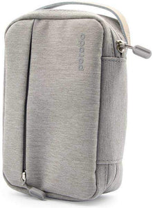 "Porodo 8.2"" Convenient Storage Bag IPX3 Water-Resistant Fabric - Gray - TUZZUT Qatar Online Store"