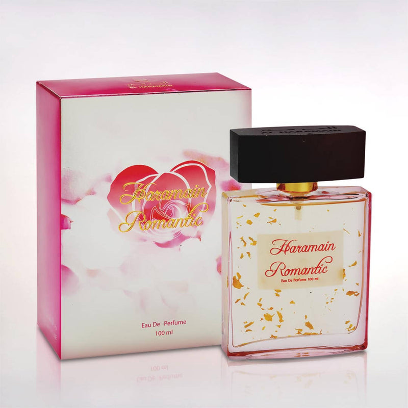 HARAMAIN ROMANTIC(100ML) - TUZZUT Qatar Online Store