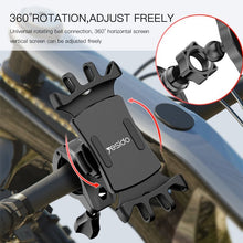 Load image into Gallery viewer, Yesido Bike Phone Holder 360° Rotatable Adjustable  - C66 - TUZZUT Qatar Online Store