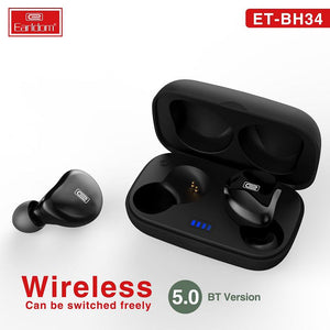 Earldom ET-BH34 TWS Wireless Bluetooth Earphone Earbuds - TUZZUT Qatar Online Store
