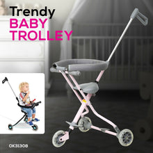 Load image into Gallery viewer, Trendy Baby Trolley - TUZZUT Qatar Online Store