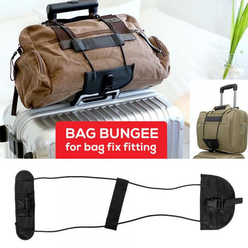 Bag Bungee for Bag Fix Fitting - TUZZUT Qatar Online Store