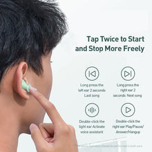 Load image into Gallery viewer, Baseus W09 TWS Wireless Bluetooth Earphone