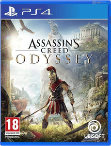 Assassin's Creed Odyssey For PS4 - Middle East Version - TUZZUT Qatar Online Store