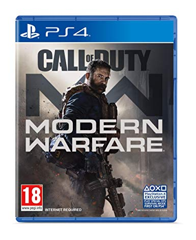 CALL OF DUTY MODERN WARFARE PS4 - TUZZUT Qatar Online Store