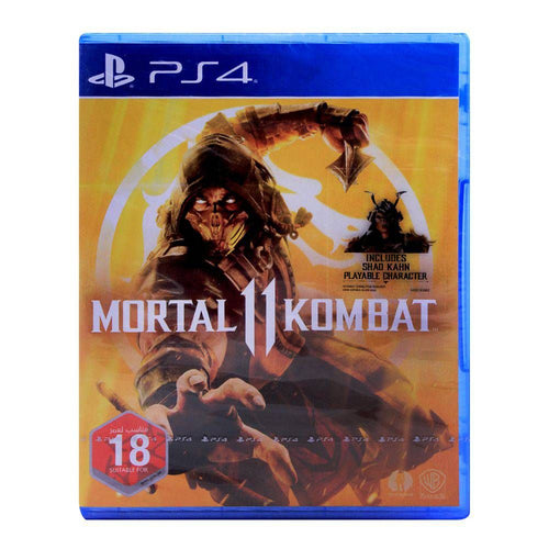 MORTAL KOMBAT II PS4