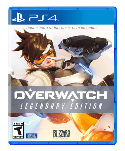 Overwatch Legendary Edition -PS4